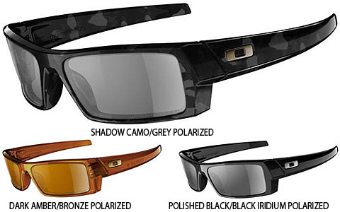 oakley gascan polarized on sale  oakley gascan small