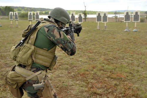 Special Forces train for Combined Resolve II