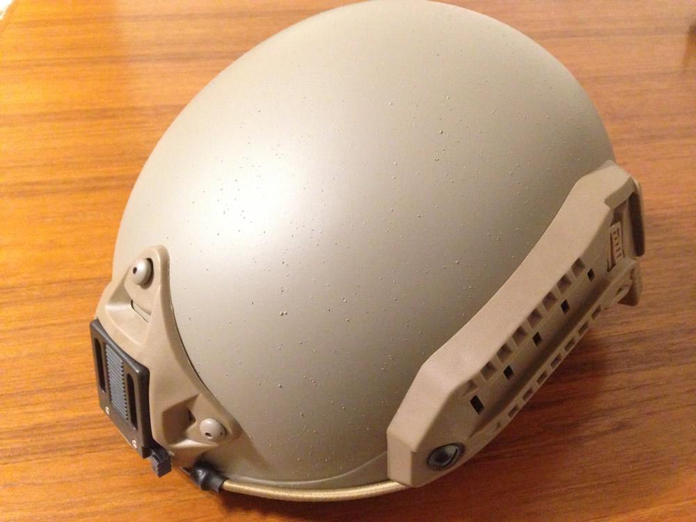 FMA製 OPS-CORE FAST MARITIME タイプ ヘルメット アラミド