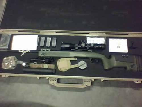 m40rifle.com M40A5 deployment kit