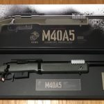 東京マルイ M40A5 O.D.ストック レビュー