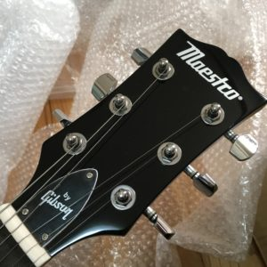 maestro by gibson Les Paul