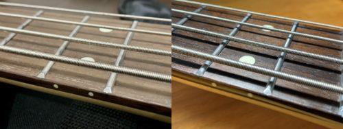 mavis MJB-880  finger board